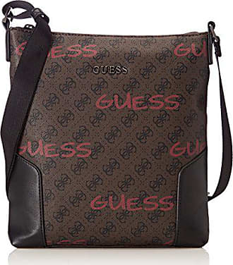 Schultertasche Guess 3x25x23 5 Herren Centimeters Braun Bags Crossbody brown fxt1xqgw