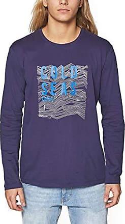 blu 400 Esprit marino lunghe medio maniche camicia 019ee2k005 blu a uomo da FSFqZB