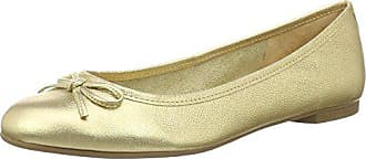 Leather Buffalo ouro Vegetal Eu 16 Ballerines 2590 Zs 36 01 Femme Or wICI6qxg8