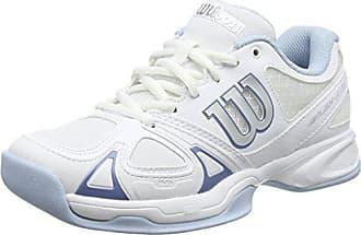 Todos Terrenos Mujer 37 Y sintético Rush Los white Niveles Tenis W cashemere Tejido Zapatillas De Blue Wilson Talla Blanco Evo Carpet white 70qwxqB8