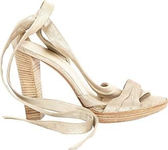 Spartiates Cuir Hermès En Occasion Sandales Epqnq40