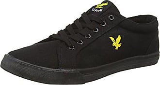 Halket 5 Eu Scott Lyleamp; Lnss LeatherHerren SneakersSchwarz41 MGVSzjLqpU