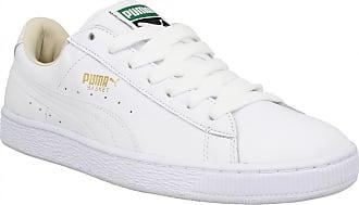 � Puma® Cuir 0 Blanc Baskets En Stylight Jusqu'à XqAwqTzrx