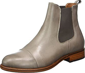 Taupe Diana Gris Points Chelsea Femme Ten Bottes qCYf5xa