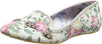 cream Fermé Escarpins 39 4426 Floral B Choice Bout 4b Ecru Femme Irregular f874qx