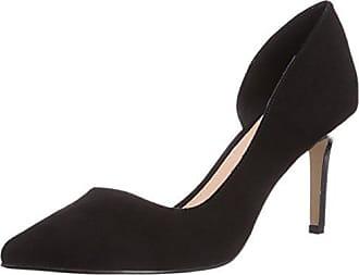 Buffalo 5 Femme 40 Uk black Noir Escarpins H733 7 25 Eu P1751a 01 rrqAP