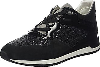 black Shahira Basses D Noir Femme Sneakers Eu B Geox 37 wfnCxqURa