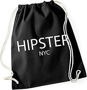 Gymsack Certified Hipster Nyc Black Freak nPy80OvNmw