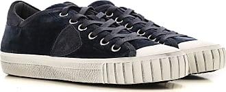 Velvet Blue For Philippe 40 Model Sale Sneakers Navy On 2017 Women 6xP8q