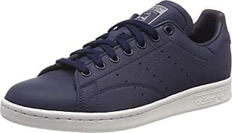 Three White Hombre De crystal Navy Eu Collegiate 1 Stan grey Zapatillas Gimnasia Smith Adidas Para F17 37 Azul 3 xqP4AOYwn