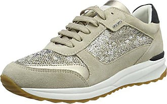 Geox® Damen Stylight Beige Sneaker Von In 1OWqORIw