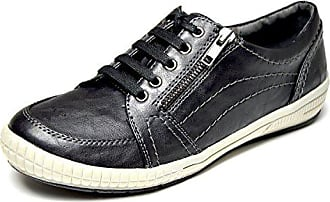 Jana Soft Schwarz Sneaker Damen Schwarz Line 8 37 23 23660 rrxang