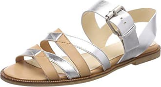 Eu apricot Bride 5 Sandales 378 Arriere Jil Multicolore 38 Femme Seasonal Silver Sander f7S4R