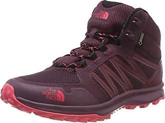 Chaussures Eu Pink North Fastpack Face atomic fig The tex Litewave Femme Randonnée Hautes Marron 5um De Mid 38 Gore 10UwxxqAZ