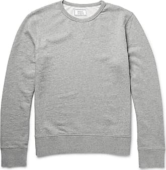Loopback jersey SweatshirtGray Officine Cotton Generale lFKJT13c