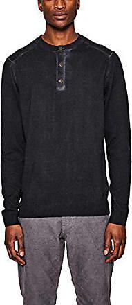 large nero 001 nero maglione Esprit 018ee2i019 da Xx uomo xAUpqH