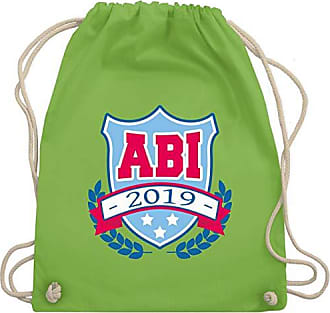 Badge Hellgrün Turnbeutel Bag Gym Wm110 Shirtracer Abschluss2019 Abiamp; Unisize QECWrdxoBe