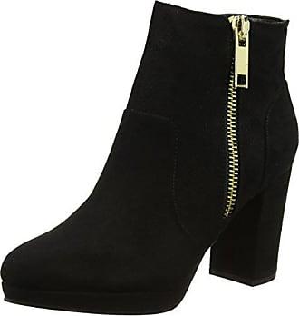 39 Gris Black Miss Selfridge Eu Zip Chelsea Boots Femme w4qPnFxAvT