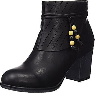 Chaussures 66131 Mare Noir Habillées Ciré Femme Eu Maria 41 P4EvqxZv
