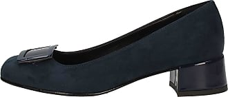 Bleu Femme Lotti À Bottega 2133 Talon Chaussures w6q8AY