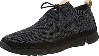 Clarks Eu Tri Basses Native 41 black Homme Sneakers 5 Noir rrqzx4