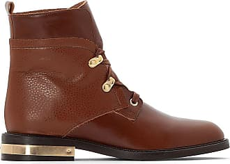 Jonak Bottines Jonak Camel Bottines Cuir Danifa wv8S1