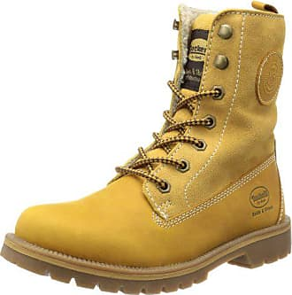 Eu Beige 071093 golden Boots 330513 37 Gerli 093 Dockers Tan Combat By Damen 807nxT