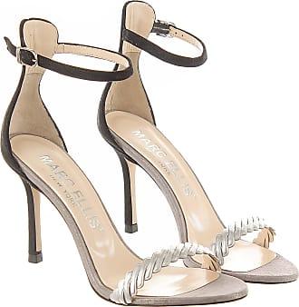 Shiny 9 Camoscio Sandalo Colore Ellis In Grigio Marc rCtQsdxh
