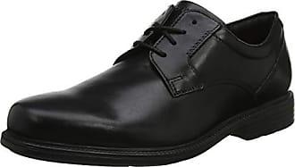 Eu Derbys Noir 002 Homme Black Rockport Plaintoe 47 5 Charlesroad wxqXaXRz