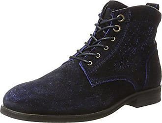 blue Shoes Love 14 Eu Bottines 41 Candies Bleu Suede Femme 640 Ilc I 409 AawvqWxtwf