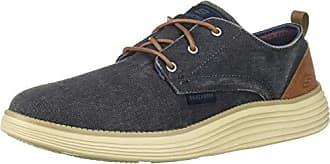 Hombre Skechers Eu pexton 0 Azul 65910 nvy Status blue Zapatillas 42 2 Para YqrYnp