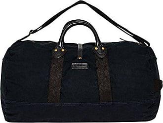 Bag Malden Barrel Navy Black Tasche Large Superdry 7OI5qx67