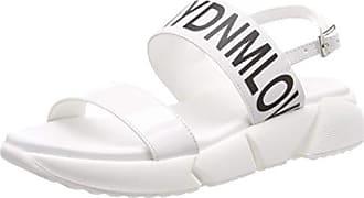 37 Mujer Blanco Pulsera 61 Para white Eu Replay Palme Con Sandalia wnWqXcWzZ4