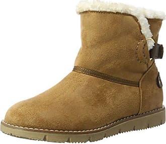 Für Warme Camel Schuhe Frauen Tom Tailor 40 Boots OIcq1B5w