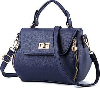 Pu Umhängetasche onesize Mode Kleine Womens Body Niedliche darkblue Leder Cross Bag Umhängetasche Addora Handtaschen N8OPnX0wk