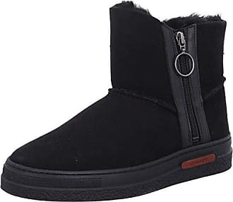 Plisadas Mujer G00 Gant Para Eu Botas Negro black Maria 39 TgnqC67