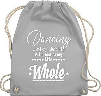 059c5960053f07 Bag But Makes My Wm110 amp  Dancing Unisize Turnbeutel Shirtracer Whole  Life Not Gym It Is ...