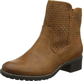 Botines Marrón Out brown Eu Chelsea 8 41 Mujer Cut Ankle Evans Uk pOxSqTt
