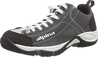 Mixte Blanc De 680341 Et Chaussures Alpina Weiß 40 white Randonnée Trekking Adulte gray x0AW8