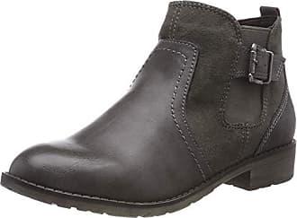 667 36 grey Eu 204 Klain 253 Jane Femme Boots Chelsea Gris EFUUqw