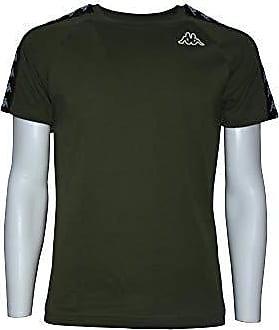 Kurzarm Banda Herrenbekleidung 303uv10 Slim A24 Nero shirt Kappa L T Verde Coen bf7Yy6vg