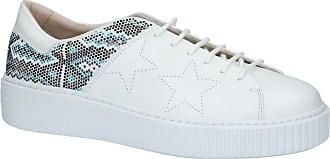 Met Zolen Blu Sneakers Witte Tosca Dikke 0xqwAS8yO