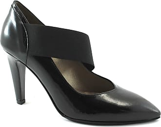 Noires À Pein Melluso En Femme Chaussures Cuir Décolleté Lorteil E5057 axEEqOwBg