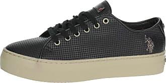 polo y1 U Noir Femme Petite s Sneakers Trixy4139w8 Association UwUCxq5vnr