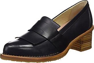 Para Zapatos Negro Punta ebony S580 Neosens Con 39 Skin De Tacón Eu Cerrada Mujer Restored fzAtw