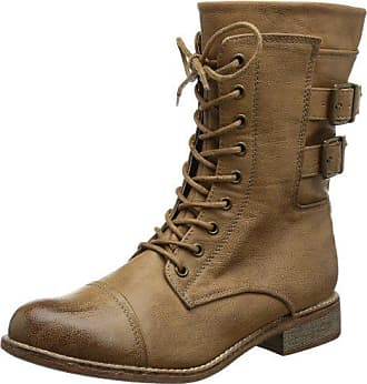 22 h1 139 95673 Marron Boots Femme 41 Eu tr Rieker BFqwY5w