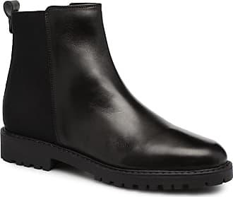 enkellaarsjes DWELARIA voor Boots Aldo Dames en Zwart tfq4nwP