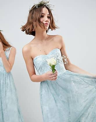 Vestido Honor Design Aplicación Delicado Transparente De Encaje Con Largo Asos Palabra wIdfAIq