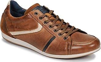 43 3 Redskins Wast Herren Low Cognac Sneaker X0Xr6A