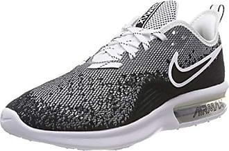 Max 5 001 Noir 42 white Air Black Eu Gymnastique Homme 4 Chaussures De Nike Sequent OTxFqPwx5